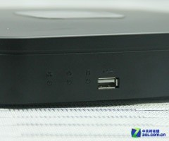 960H模拟监控录像机 民用4路DVR实测