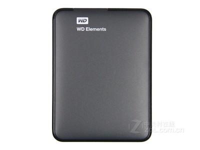 WD Elements 便携式 USB3.0 2TB(WDBU6Y0020BBK)