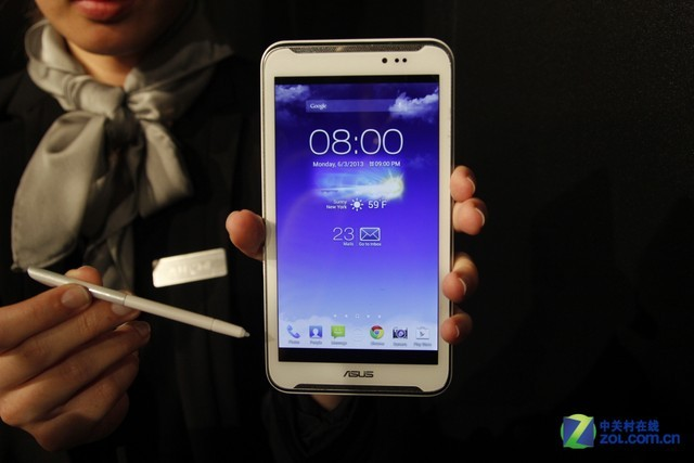 6吋通话平板 华硕推Fonepad Note FHD 6