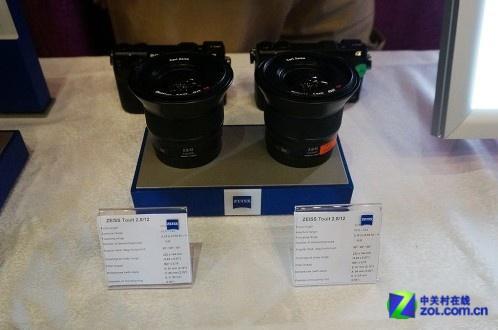 适用于微单 卡尔蔡司发布两款Touit镜头
