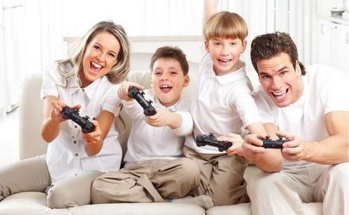 调查称玩游戏可以让儿童具备更强的社会责任感