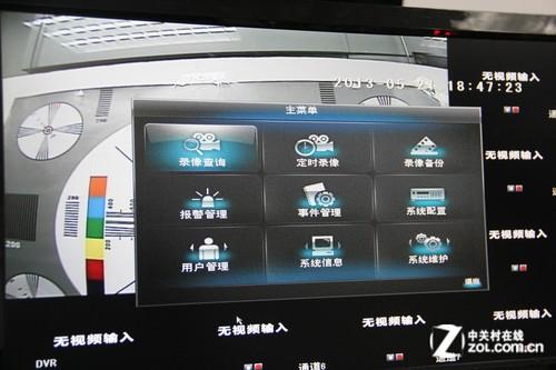 多领域强劲兼容 16路大容量录像机实测