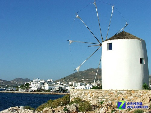 希腊帕罗斯岛哪里值得玩?