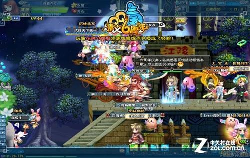 《QQ三国》六周年 庆典活动亮点大爆料