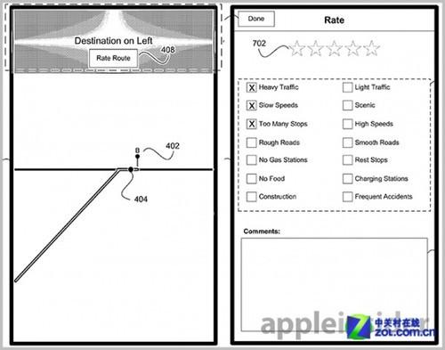 解决堵车难题 苹果地图申请实时路况专利