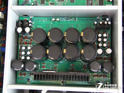 第二级为共基电路放大及镜像恒流负载设计,意在进一步提高电压增益并