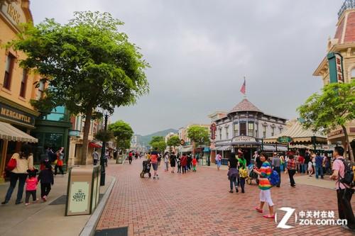 大C游世界 假日飞香港畅游迪斯尼乐园