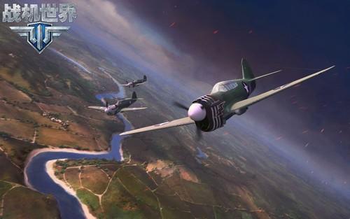 空战新玩法《战机世界》操作模式详解