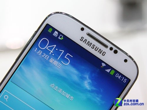 支持移动手机钱包 TD版S4三星I9508亮相