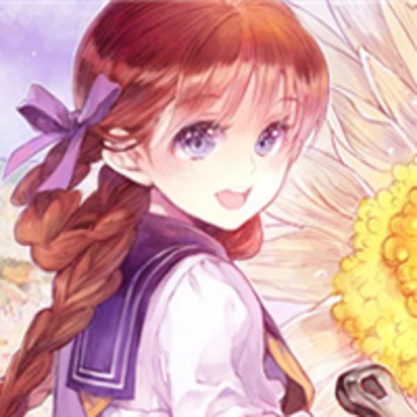 娇小可爱的卡通女生个性qq头像 (3/14)