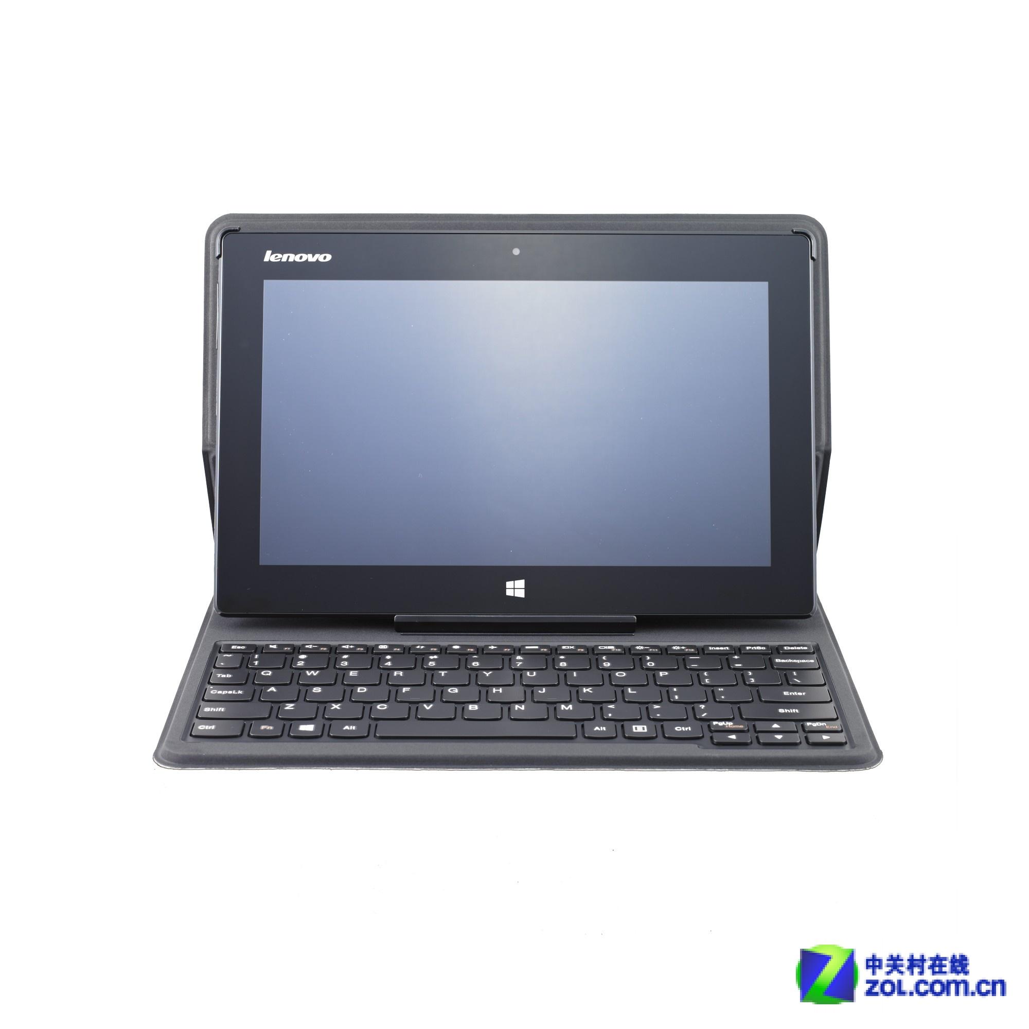 配备可拆卸键盘 联想miix触控本上市