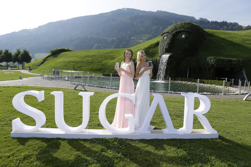 全球首款首饰手机SUGAR奥地利闪耀亮世