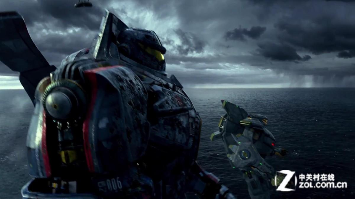 【高清图】 机器人打小怪兽 《环太平洋》演绎未来图32