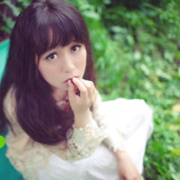 【高清图】清纯甜美的小清新意境女生头像