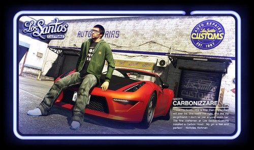 GTA5推出一系列新车宣传片 GTA Ⅴ讨论区 GTA地图站 GTA论坛 GTA图片