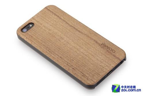 古古美美iPhone 5林地系列保护壳-卓越木质手感 GGMM iPhone5s保护