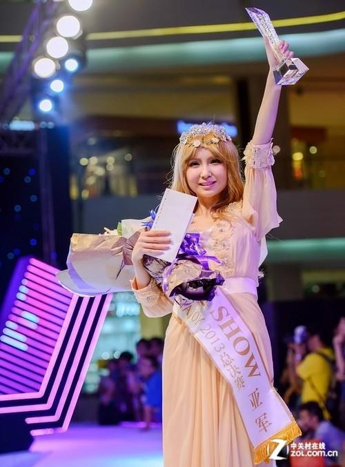12佳丽靓爆全场 2013 Miss CJ总决赛直击