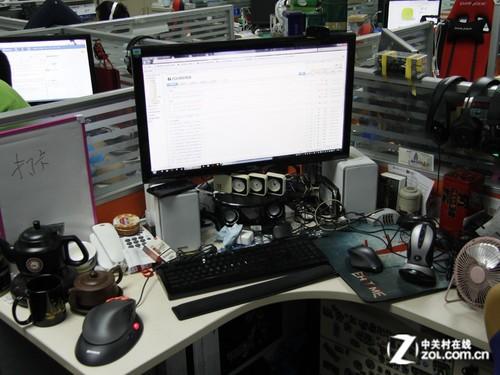 编辑部开学季 看看ZOL编辑的最新装备