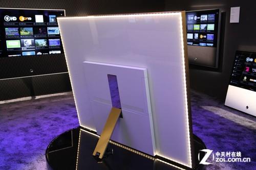 演绎真正艺术 德国Loewe平板电视亮相