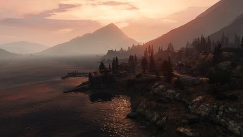 GTA5大量游戏截图曝光 GTA Ⅴ讨论区 GTA地图站 GTA论坛 GTA资源图片