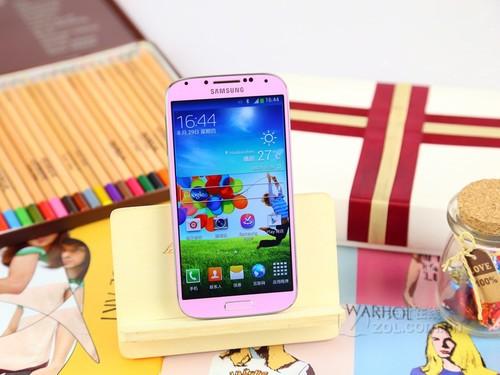购买就返现 粉色三星S4 I9508正促销中