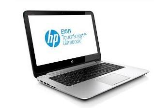 惠普全新消费类笔记本HP ENVY 14系列产品即