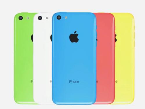 鲜亮广告惹眼iPhone5c首支色彩曝光视频扬场机图片