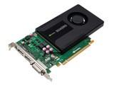 丽台 Quadro K2000 2GB