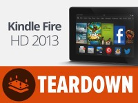 未上市 亚马逊 Kindle Fire HD 13款拆解