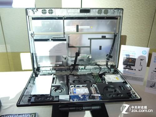 HP开启Z时代 发全球唯一工作站超极本