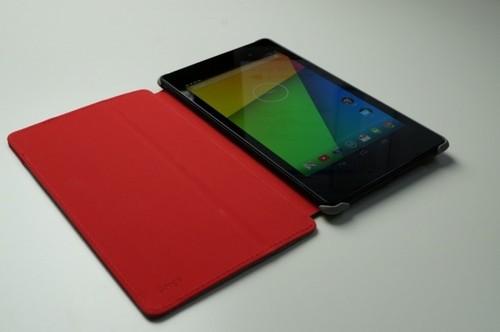 配色内闷骚?谷歌设计首款Nexus7保护套