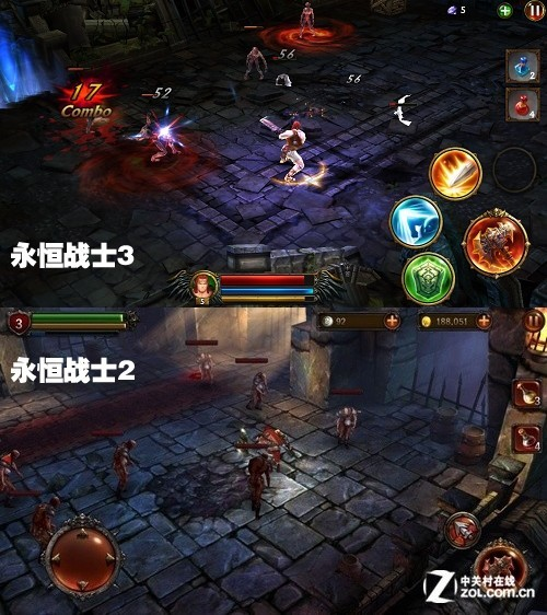 英雄归来 Glu动作RPG王者永恒战士3全解析