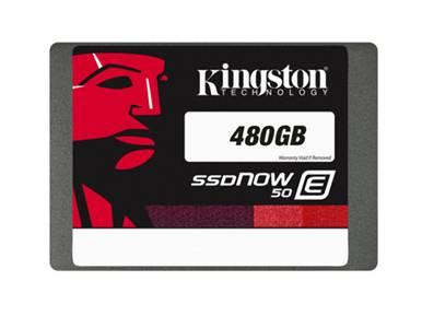 金士顿再度进攻企业级市场 推SSDNow E50固态硬盘