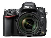 尼康(Nikon) D610单反套机(AF-S 24-120mm f/4G ED VR 镜头) 高品质全画幅