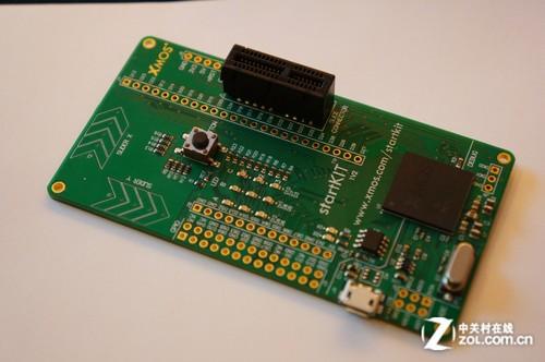 电路芯片激光打标