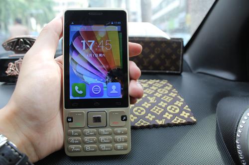 """2500毫安大电池里奥""""菜鸟""""MC_K13智能手机"""