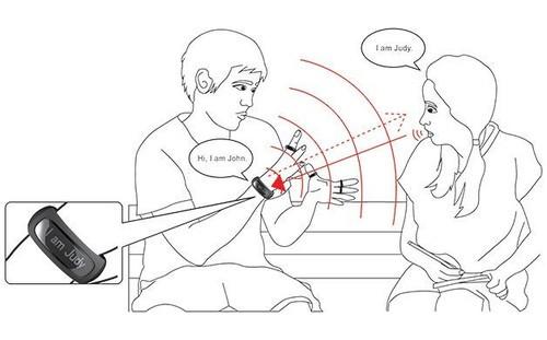 聋哑人的福音 手语翻译环能翻译并发音
