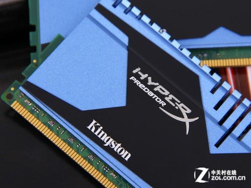 金士顿将推出极速HyperXPredator内存条