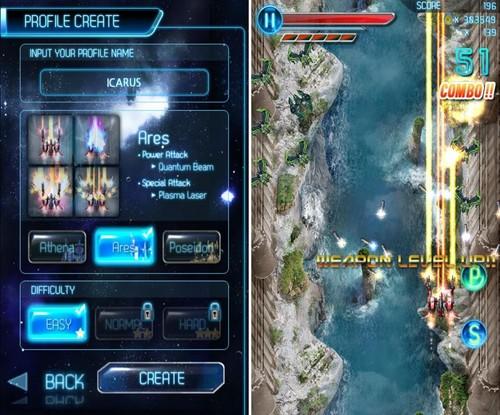 12.20安卓游戏:日系纵版华丽弹幕游戏
