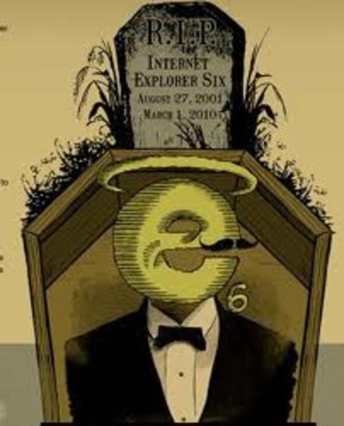 低版本浏览器已经成为互联网发展的障碍