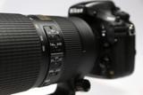 尼康AF-S 尼克尔 80-400mm f/4.5-5.6G ED VR局部细节图