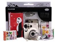 济南富士拍立得专卖 富士 Instax mini 7S熊猫套装促销540元
