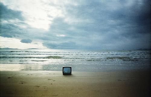 唯美意境的那片海 怀旧小清新摄影赏