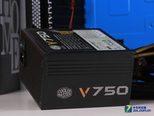 半模组化设计 酷冷至尊V750S电源图赏