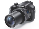 索尼HX400整体外观图