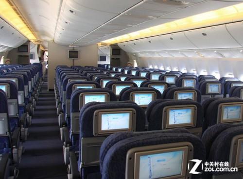 国航 321飞机选座