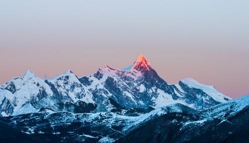 全程纪录中国最美山峰——南迦巴瓦峰