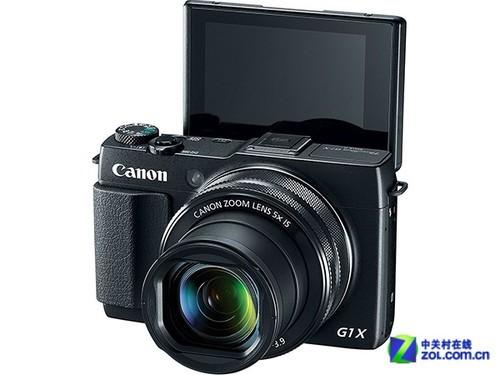 微单杀手 点评佳能大底相机G1X Mark II