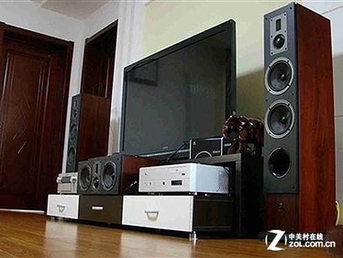 超震撼音效 HiVi惠威家影音响13800元