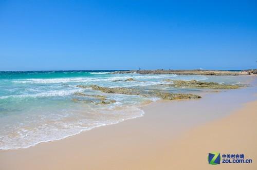 大c游世界 澳大利亚黄金海岸干净海滩